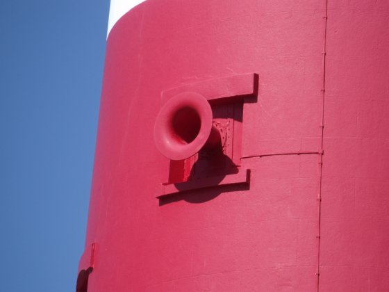 Portland Bill - New Lighthouse - Diaphone